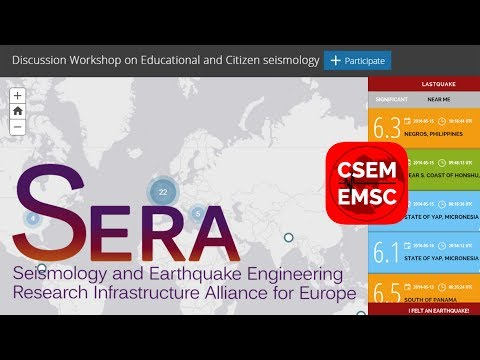 Why is LastQuake a successful citizen science project? | #educitiseis2018