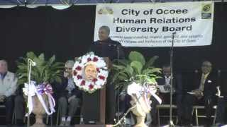 City of Ocoee HRDB 9th Annual MLK Celebration 2015