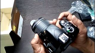 Nikon D3300 Unboxing and Reviews|Nikon D3300 hands-on|