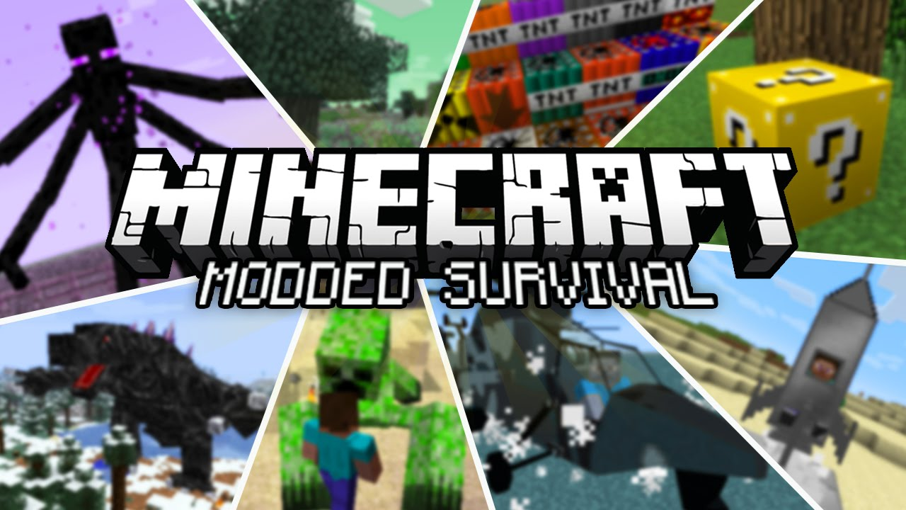 ☆ Minecraft Modded Survival Multiplayer EP 5 SUPER HEROES