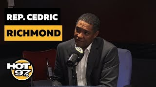 Rep. Cedric Richmond on Joe Biden, 2020 Elections, Trump & Impeachment