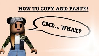 How to copy and paste on Mac | ROBLOX 2018 + 2019!