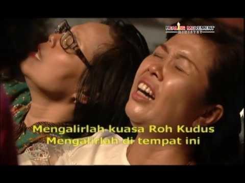 Pribadi Yang Mengenal (Medley) - Live Report Healing Movement Crusade Tulungagung