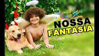 NOSSA FANTASIA DE CARNAVAL