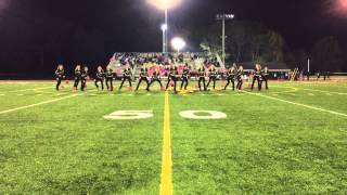 "Langley Dance Team - ""Rihanna Mix"" Pink Out & Halloween"