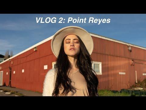 Vlog 2 | Point Reyes