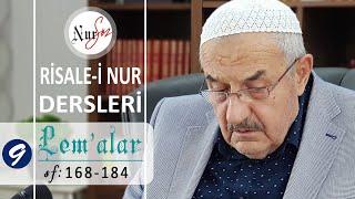 Lem'alardan 9. DERS (22. ve 23. LEM'ALAR) Hüsnü Bayram Ağabey ile Risale-i Nur Dersi