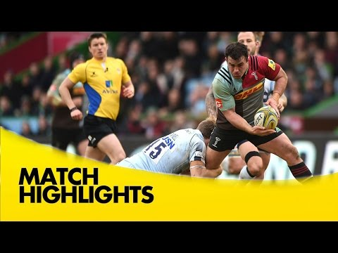 Harlequins V Worcester Warriors - Aviva Premiership 2015/16