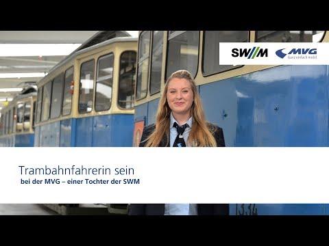 Trambahnfahrer (m/w/d) - Münchner Verkehrsgesellschaft mbH