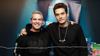 """Andy Cohen tells John Mayer: """"I would like to make a child with you"""""""
