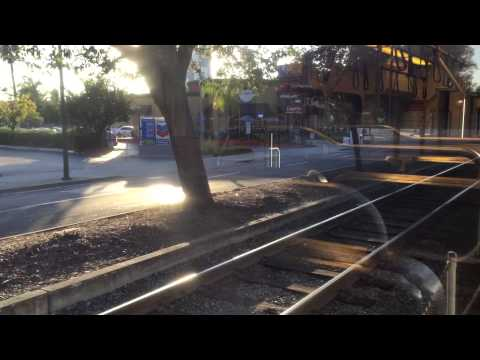 Valley Transportation Authority HD 60fps: Riding VTA Light Rail (Convention Center-Great Mall)