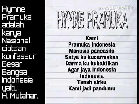Hymne Pramuka