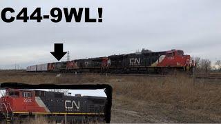 LUCKY CATCH! Shiny C44-9WL Trailing W/ EX GECX K5HLA Horn Leader In Edmonton, AB
