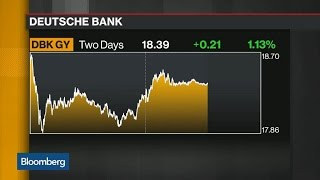 Deutsche Bank Said Planning Cuts to Trading Staff