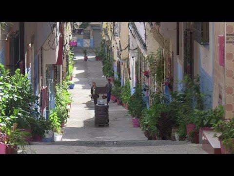 """La renaissance du vieux Tanger, """"perle"""" du Maroc"""