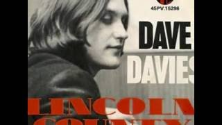 Dave Davies (The Kinks) - Lincoln County