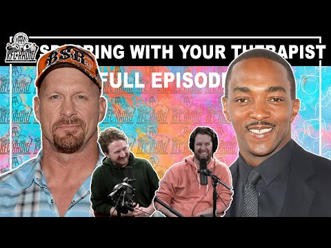 Anthony Mackie, Stone Cold Steve Austin, Sparring With Your