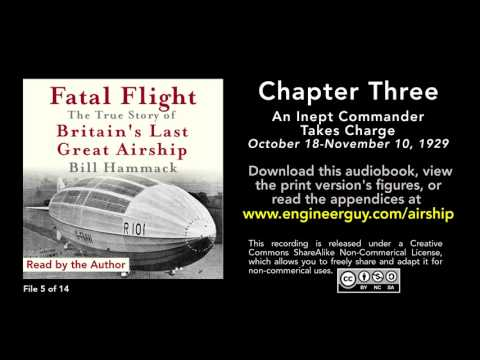 Fatal Flight audiobook: Chapter Three: An Inept Command Takes Charge (5/14)