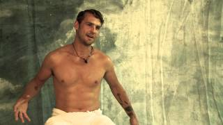 Singer Benedikt Sebastian for Marie Claire SA Naked Issue 2013 Thumbnail