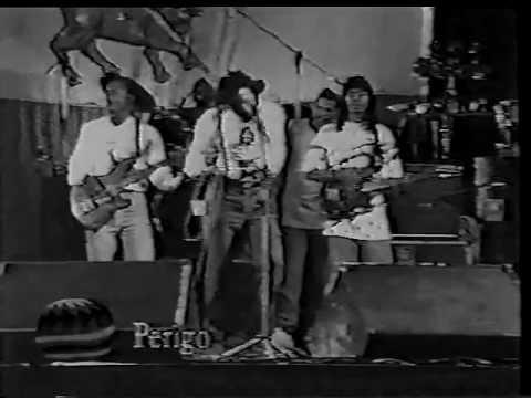 Edson Gomes ao vivo Show Completo Rarrisimo 1994 Paraíba
