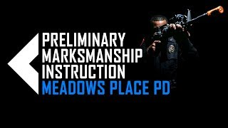 Preliminary Marksmanship Instruction - LE