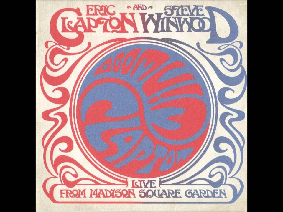 Eric Clapton Steve Winwood Voodoo Chile Live From Madison Square Garden Youtube
