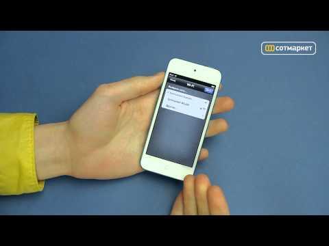 Видео обзор Apple iPod touch 5G 64GB от Сотмаркета