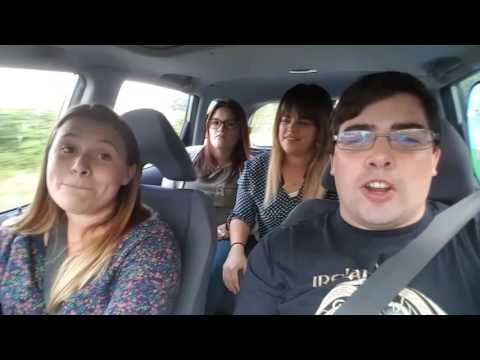 #CKCDiv - Carpool Karaoke With Choral Diversity