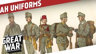 Austro-Hungarian Uniforms of World War 1 I THE GREAT WAR Special