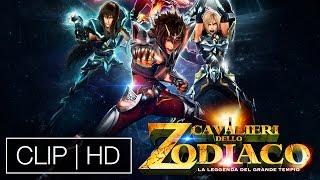 I CAVALIERI DELLO ZODIACO - CLIP HD - Pegasus contro Toro