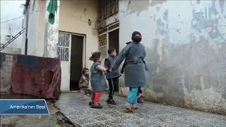 Suriyeli Mültecilerden Yaklaşan Kışa Pratik Çözüm