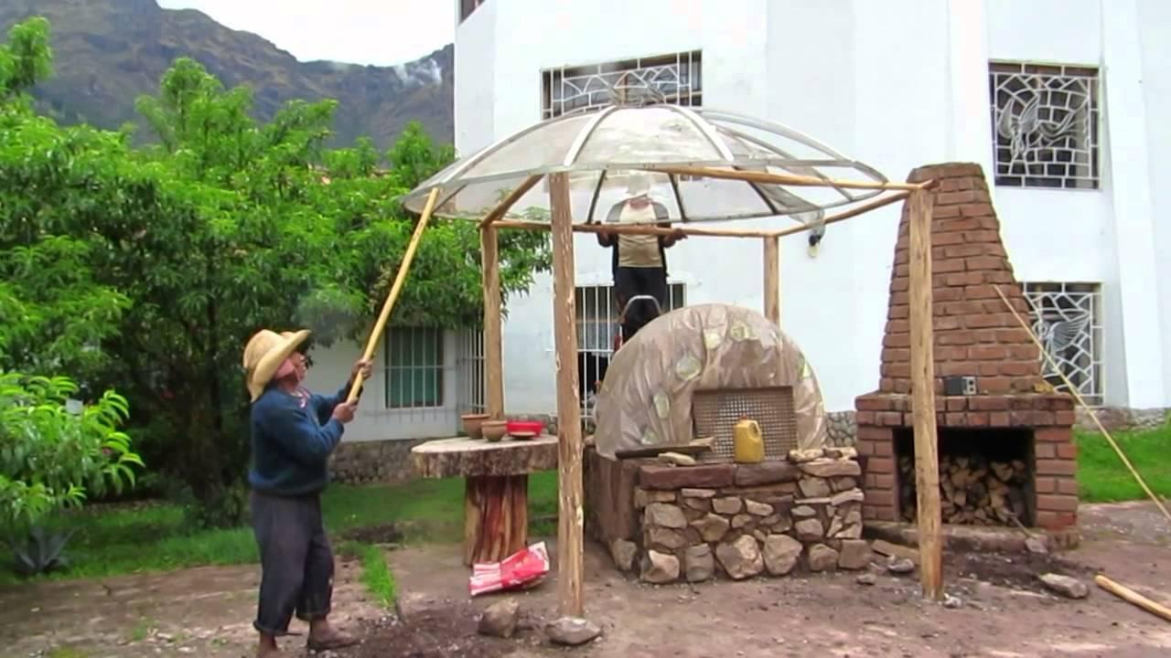 Amaru Pumac Kuntur Como Reciclar Una Antena Parab 243 Lica