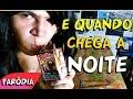 Paródia Tiê - A Noite (clip oficial) - parodias engraçadas | Talokudo Download MP3