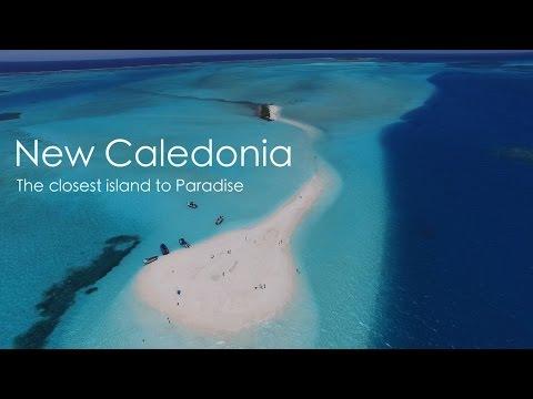 New Caledonia Drone ニューカレドニア ドローン 空撮