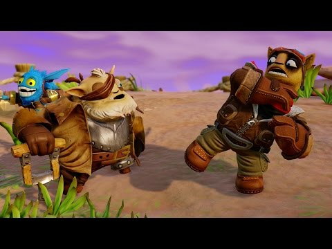 Skylanders: Trap Team -  Know-It-All Island  - Part 4