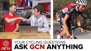 How Do I Know If I'm Ready To Race? | Ask GCN Anything About Cycling