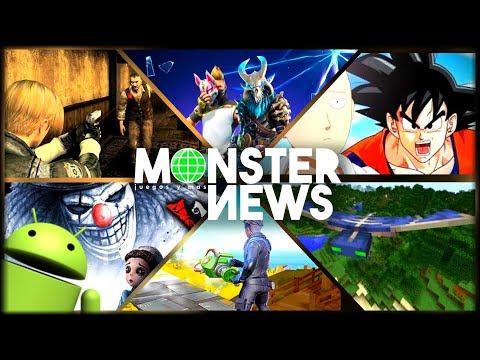 Creative Destruction en iOS, Fortnite Temporada 5, Resident Evil, Minecraft y mas Noticias Android