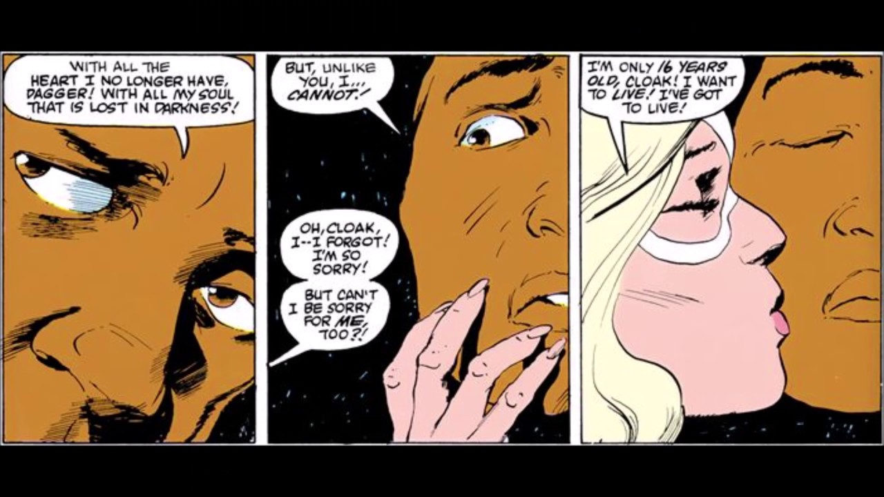 Download Reader's History of CLOAK AND DAGGER   Part 3 Spider-Man Again