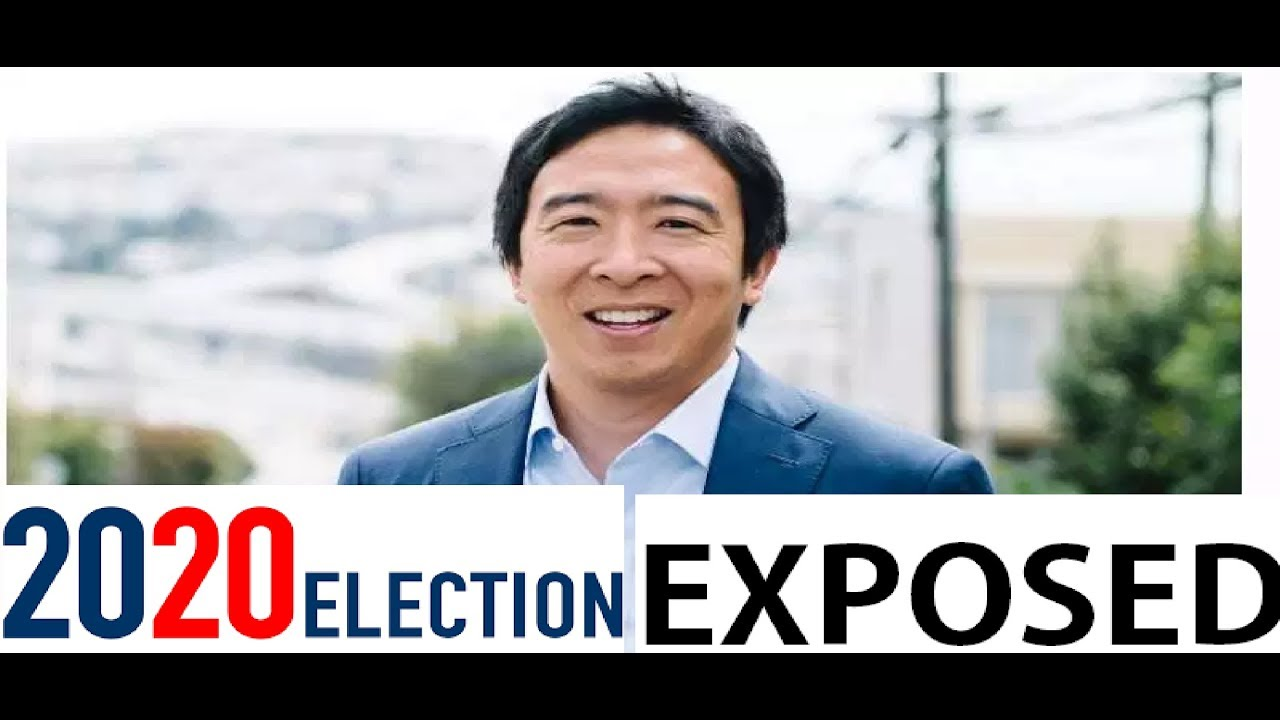 100% PROOF The 2020 Election WILL Be Rigged #YangGang