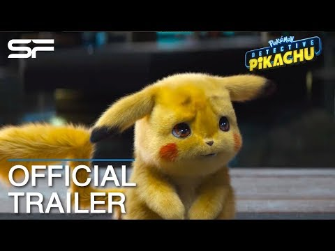 POKÉMON Detective Pikachu | Official Trailer 1 ตัวอย่าง ซับไทย