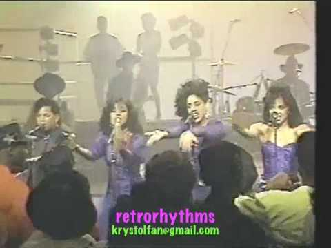 Royalty performs Rich and Famous (Live R&B/Pop-Dance) Inside Studio A, 1988!