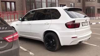 BMW X5M на ДР Сурмана. Диме Гордею привет😊