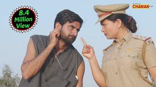 शराबी हो तो ऐसा || Superhit Comedy 2018 || राजस्थानी हरयाणवी कॉमेडी 2018 || Rajasthani Chamak Music