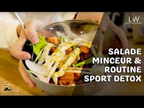 recette-salade-minceur-bio-rapide-/-routine-sport-detox