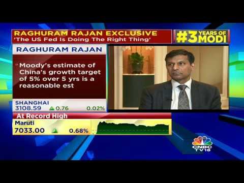 Positive Political Developments Can Be Seen Across The Globe: Raghuram Rajan