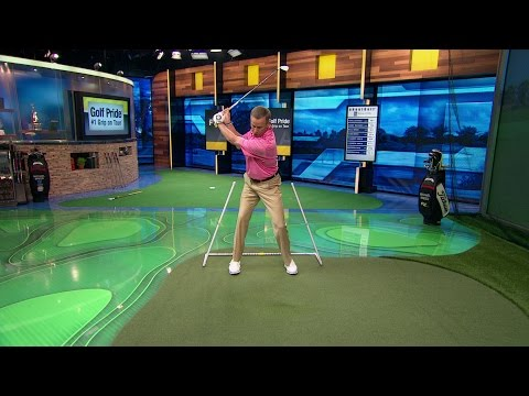 The Golf Fix: Drill to Improve Golf Swing Consistency | Golf Channel