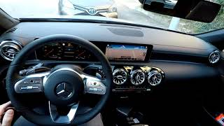 Mercedes Classe A 2018 - Park Assist Test