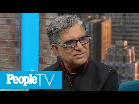 Dr. Deepak Chopra Shares His Tips For Managing Anxiety & Making A Personal Transformation | PeopleTV