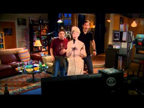 The Big Bang Theory: Sheldon's Karaoke Night + LeVar Burton