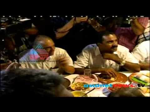 Dileep's puttu restaurant open at kochi